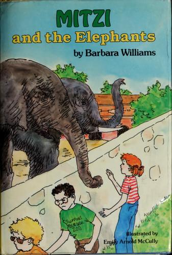 Mitzi and the elephants by Barbara Williams