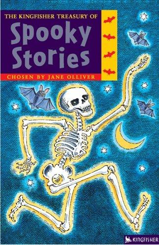 The Kingfisher Treasury of Spooky Stories (Kingfisher Treasury of (vol 2 - reissue)) by