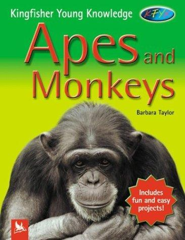 Apes and Monkeys by Barbara Taylor