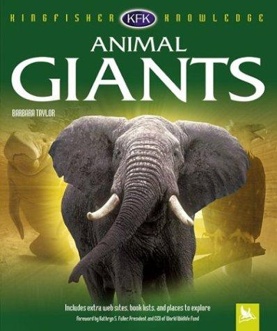 Animal Giants by Barbara Taylor
