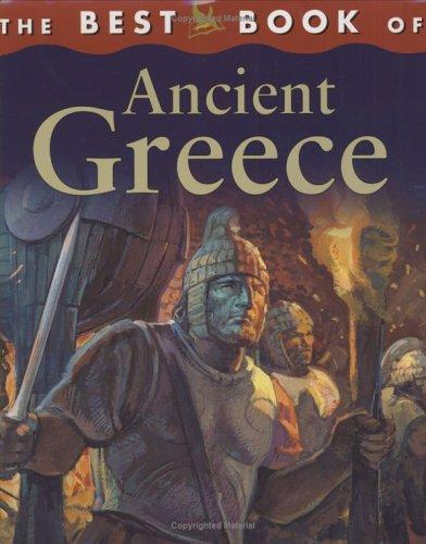 The best book of ancient Greece by Belinda Weber