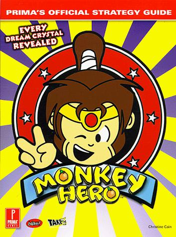 Monkey Hero  by Christine Cain