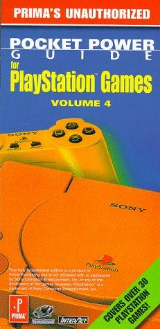 PlayStation power pocket guide by Roberts, Nick.