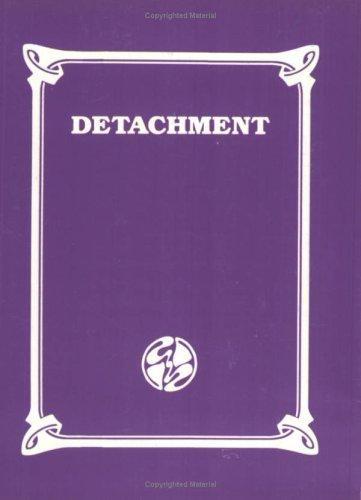 Detachment by Rebecca D. Chaitin