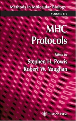 MHC protocols by
