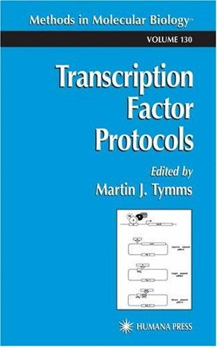 Transcription factor protocols by