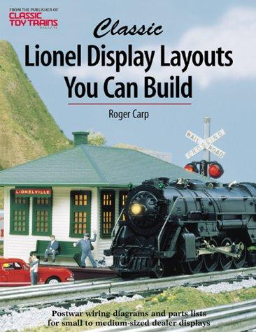 Classic Lionel display layouts you can build by Roger Carp