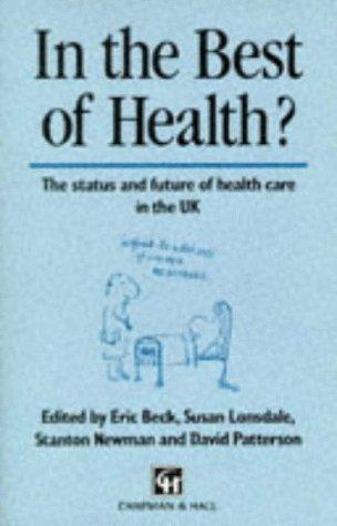 In the Best of Health? by S. Lonsdale