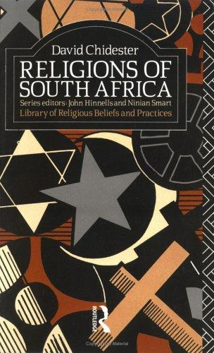 Religions of South Africa by David Chidester