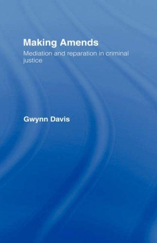 Making amends by Gwynn Davis