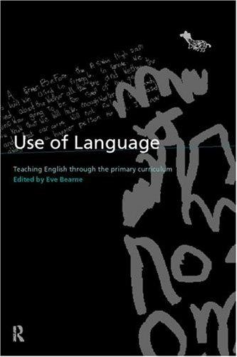 Use of language across the primary curriculum by