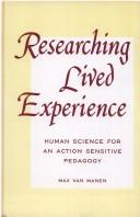Researching lived experience