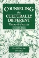 Counseling the culturally different