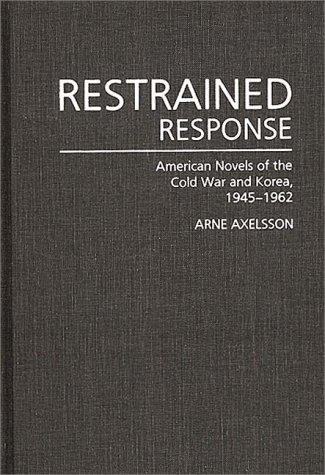 Restrained response by Arne Axelsson