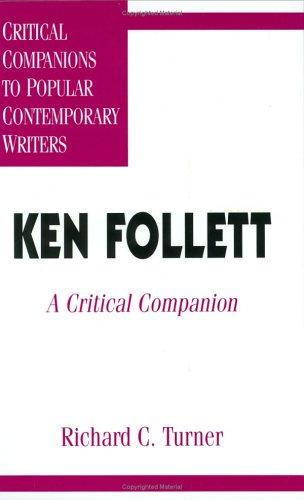 Ken Follett by Richard Charles Turner