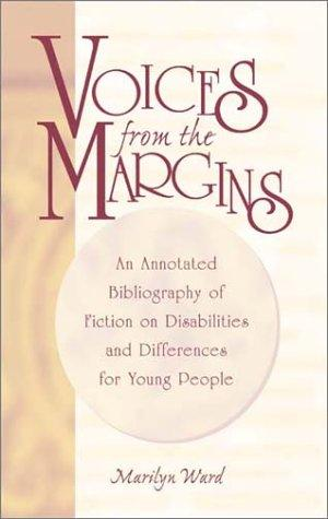 Voices from the margins by Marilyn Ward