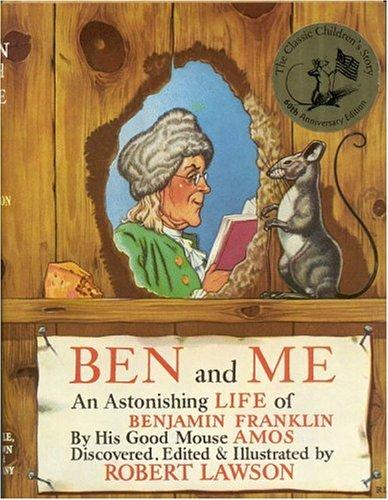 Ben and Me by Robert Lawson