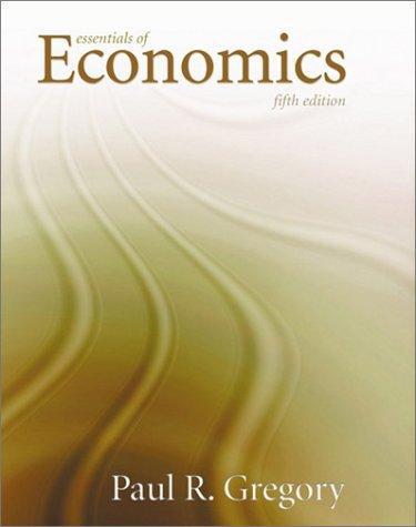 Essentials of Economics (5th Edition)