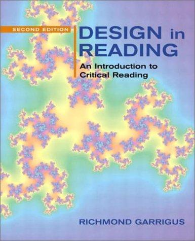Design in reading