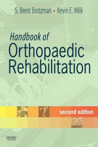 Image 0 of Handbook of Orthopaedic Rehabilitation