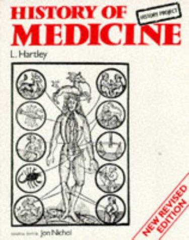History of Medicine by L. Hartley