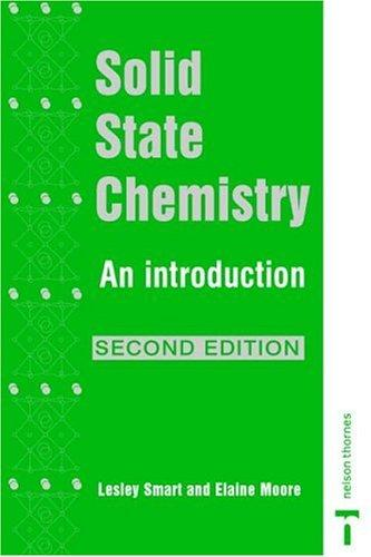 Solid State Chemistry by Elaine Moore