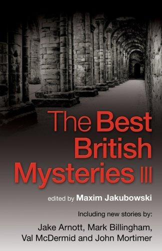 Best British Mysteries 2006 (Best British Mysteries)
