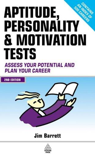Aptitude, personality, and motivation tests