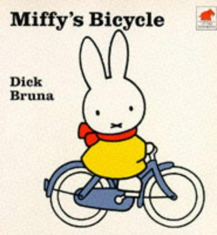 Miffy's bicycle by Dick Bruna