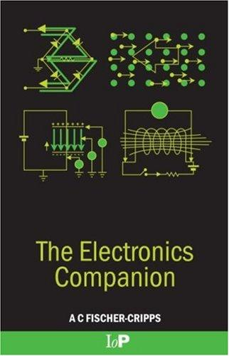The electronics companion by Anthony C. Fischer-Cripps