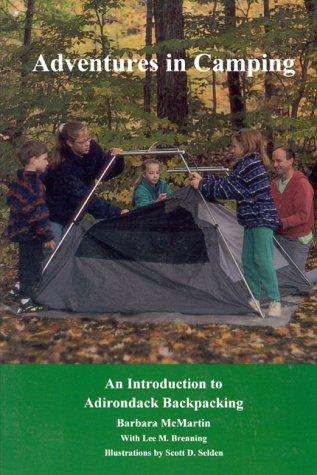 Adventures in camping by Barbara McMartin