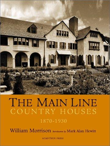The Main Line by William Alan Morrison