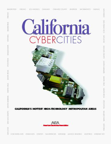 California cybercities by Michaela D. Platzer, Christopher A. Novak, Matthew F. Kazmierczak