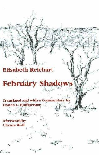 Februarschatten by Elisabeth Reichart