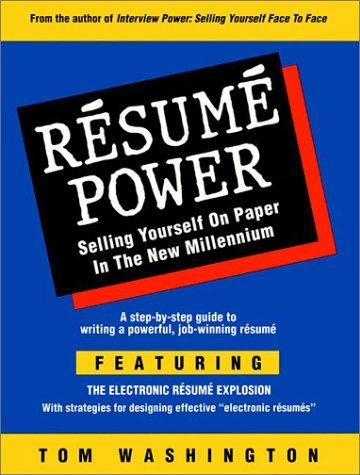 Resume Power