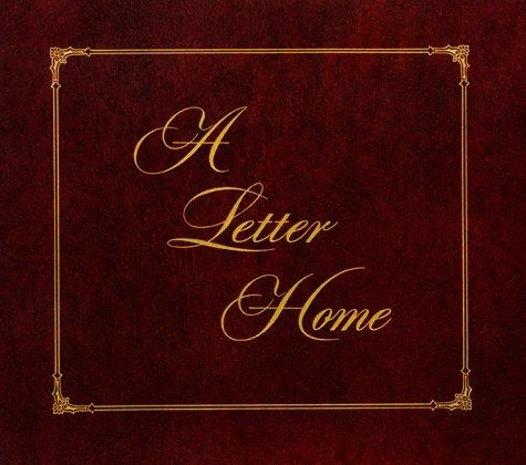 A letter home by Jerry Gildemeister
