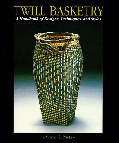 Twill basketry