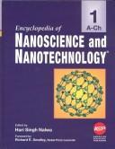 Encyclopedia of Nanoscience and Nanotechnology