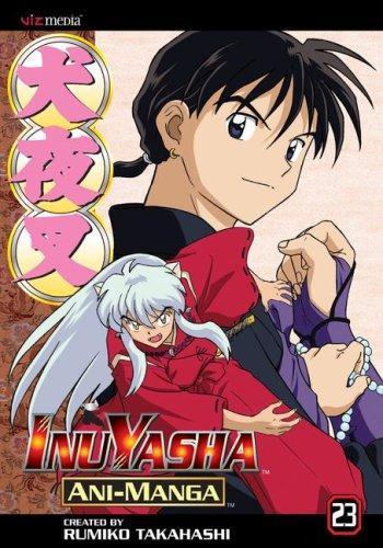 InuYasha Animanga Vol. 23 (Inuyasha Ani-Manga)