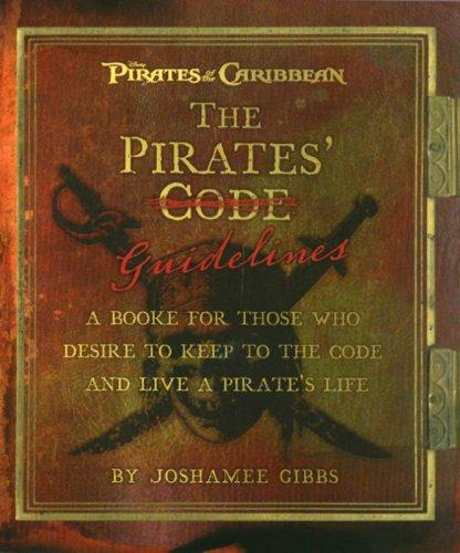 Pirate Guidelines, The by Joshamee Gibbs