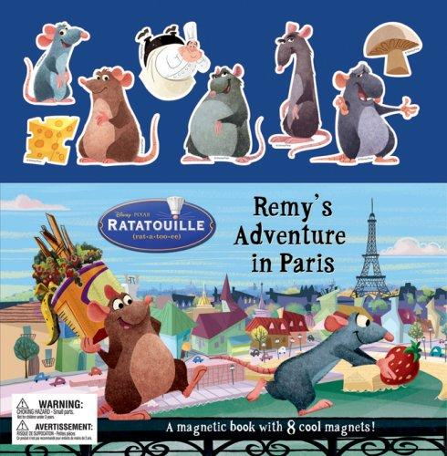 Remy's Adventure in Paris (Ratatouille) by Disney Storybook Artists