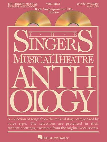 Singer's Musical Theatre Anthology - Volume 3 by Richard Walters