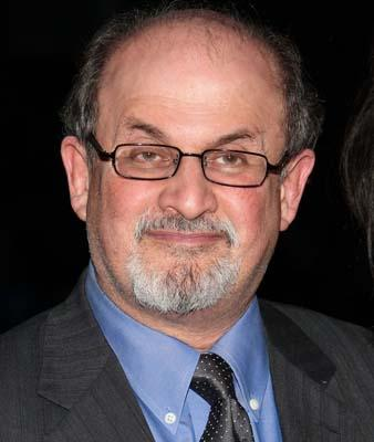 Photo of Salman Rushdie