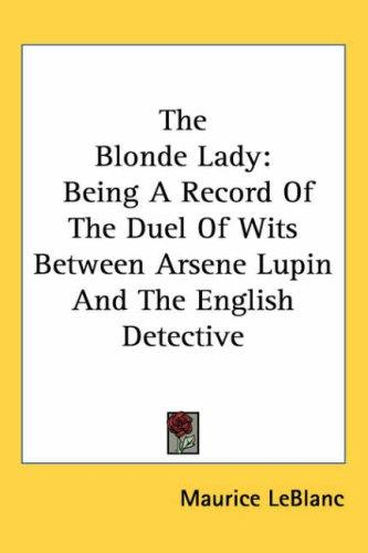 The Blonde Lady
