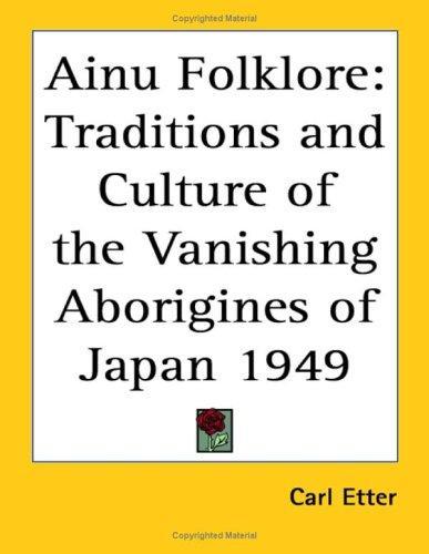 Ainu Folklore