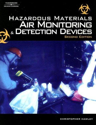 Hazardous Materials Air Monitoring And Detection Devices by Christopher David Hawley