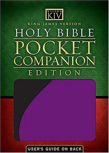 KJV Pocket Bible