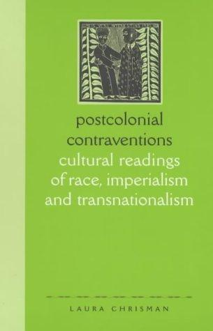 Postcolonial Contraventions by Laura Chrisman