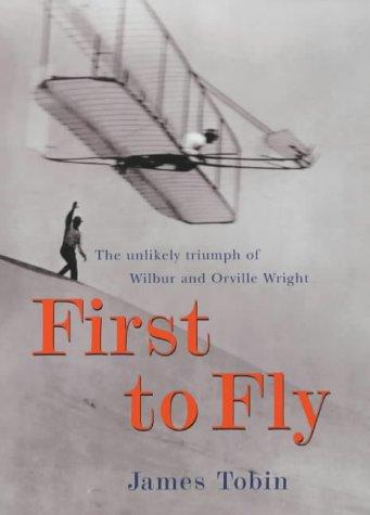 First to fly by Tobin, James