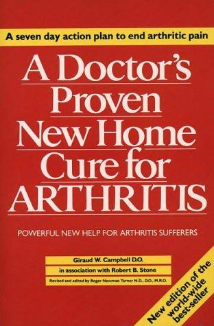 A Doctor's Proven New Home Cure for Arthritis by delete